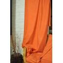 Potahová látka oranžová