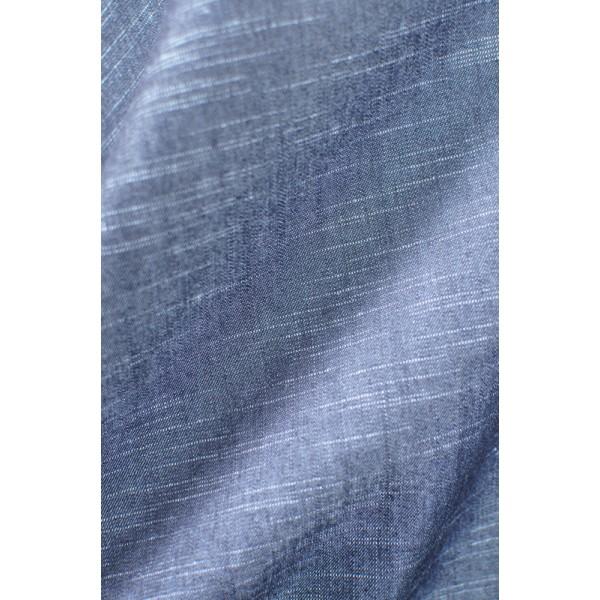 4e7ad74ec7f9 Jeans černošedá - Látky Král - Látky metráž