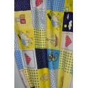 Dětská bavlněná látka patchwork