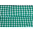 Zelený kanafas s vyšší gramáží