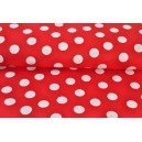 Velký červenobílý puntík