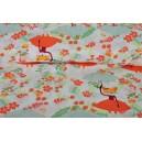 Lišky na bavlně