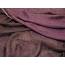 Šifón tmavě fialový